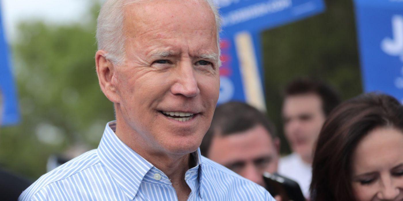Joe Biden ny president i USA