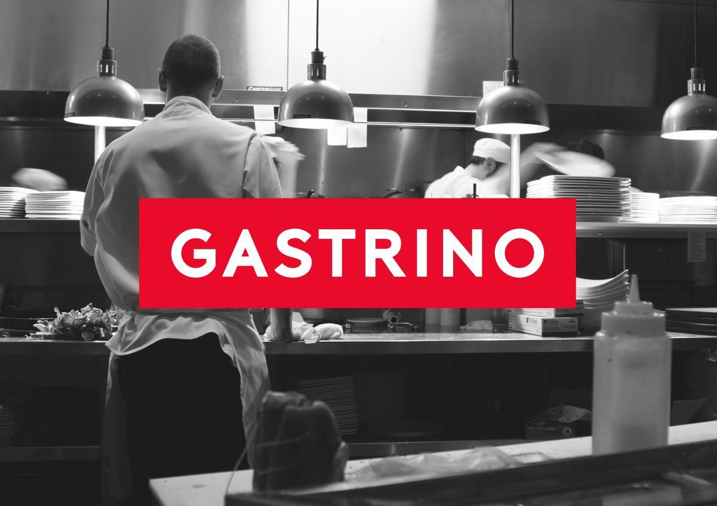 Gastrino – nytt eget varumärke för storkök